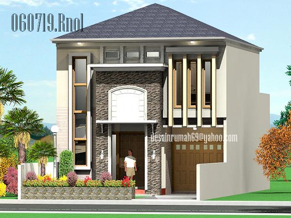 desain rumah minimalis klasik modern