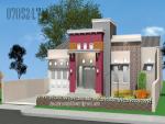 Desain Rumah Minimalis Bermenara Versi Tempat Tinggal, Arsitektur Gaya Minimalis Modern nan Cantik, 1 Lantai 135 m2